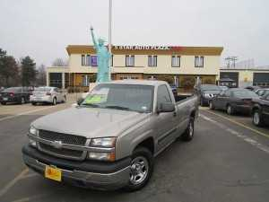 pre-owned trucks for sale in Chesterfield