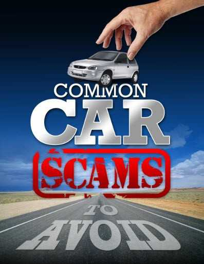 common car scams to avoid