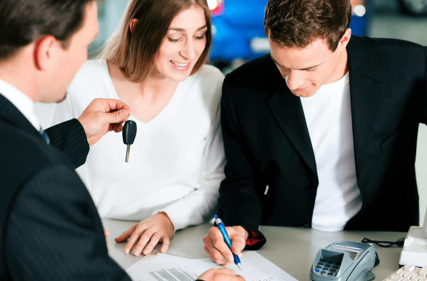 Bankruptcy Auto Loans in St. Peters