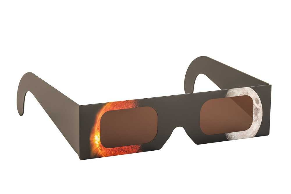 Solar Eclipse Sunglasses