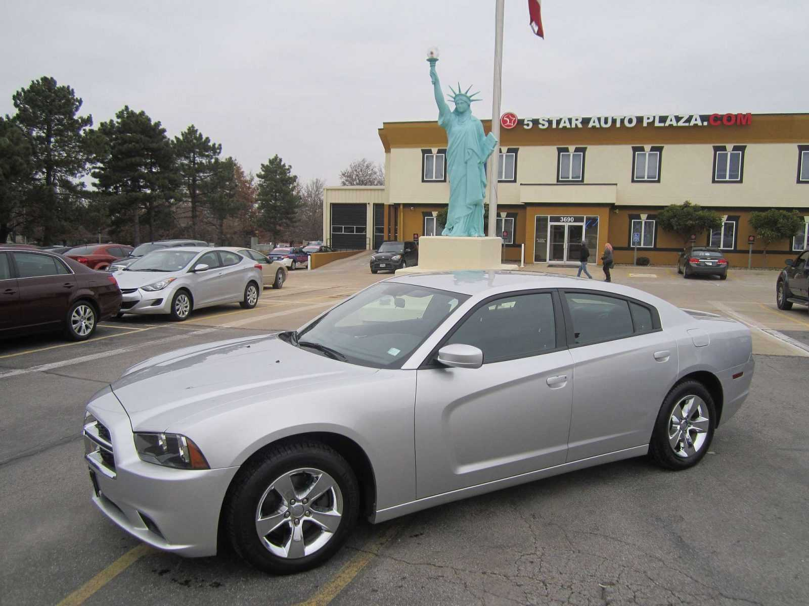 Pre-Owned Dodge Cars for Sale in St. Louis