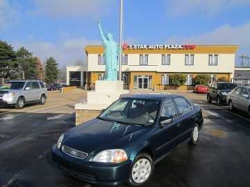 Pre-Owned Honda Cars for Sale in St. Charles