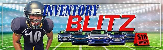 Inventory Blitz - Web Banner