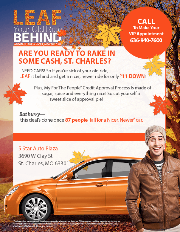 5-star-auto-plaza-november-promo-leaf-your-ride-flyer